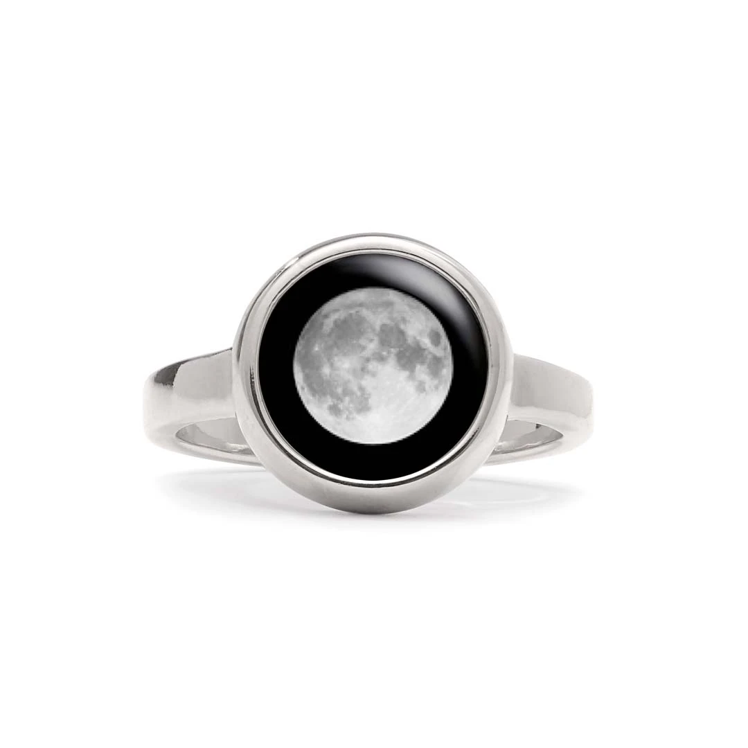 Milestone Moon Ring