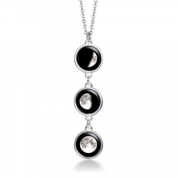 Tri-Mare Charm Necklace