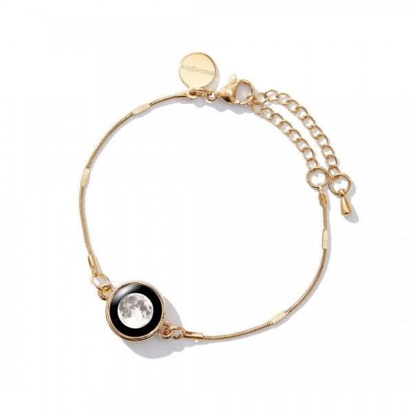 Mini Satellite bracelet YG